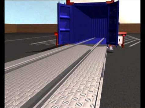 Joloda Container Beladung One Shot Teil 1 - YouTube