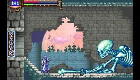 Top Five Best Metroidvania-Style Castlevania Games | N4G