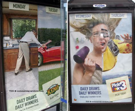 15 Creative Lottery Advertising Campaign | Design Swan