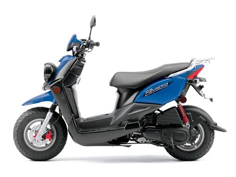 2012 YAMAHA Zuma 50F Scooter pictures, specifications