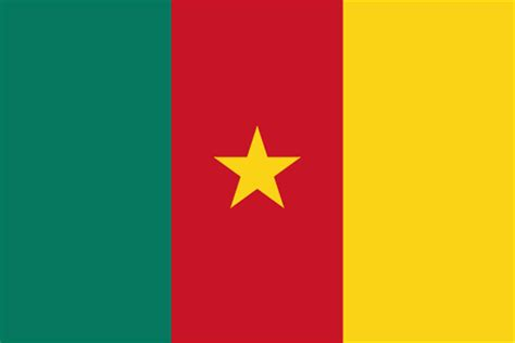 Just Pictures Wallpapers: Cameroon Flag