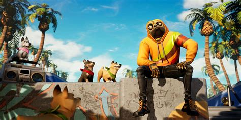 Fortnite Dog Days Loading Screen - Pro Game Guides