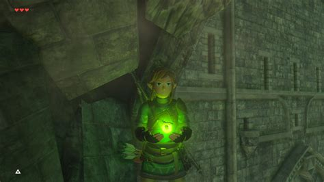 How To Activate Disable Cel-Shading Glitch In Zelda
