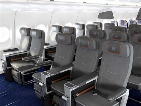 Lufthansa's New 'Premium Economy' Class Comes With Tons Of