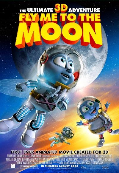 Fly Me to the Moon 3D (2008) (In Hindi) Full Movie Watch