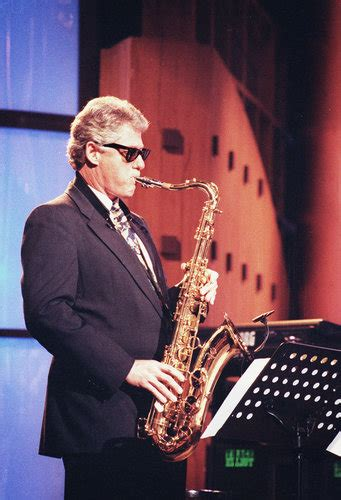 Presidents Sometimes Take the Role of First Musician - The