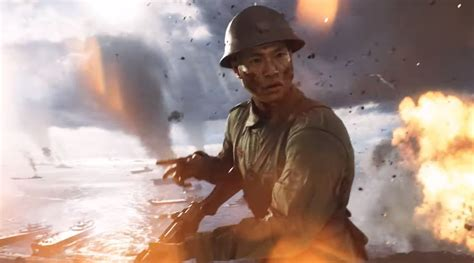 Battlefield 5 is heading to the Pacific and getting six