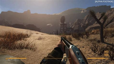 Fallout 4 New Vegas Mod Brings Classic Game to Modern