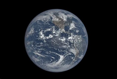 Watch NASA's year-long timelapse of Earth from a million miles