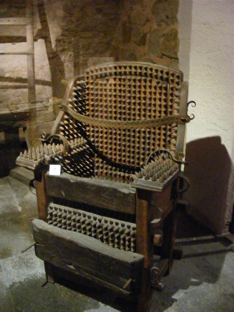 Medieval Torture and Execution Come to Life… The