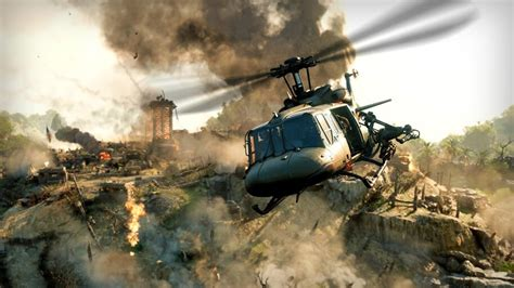Call of Duty, Black Ops Cold War, Helicopter, 4K, #7
