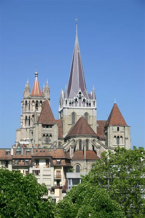 Kathedrale Notre-Dame (Lausanne) – Wikipedia