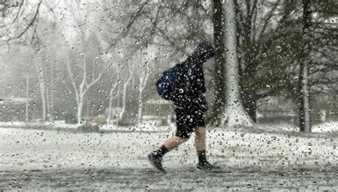 Weather: New cold blast bringing snow, hail to New Zealand