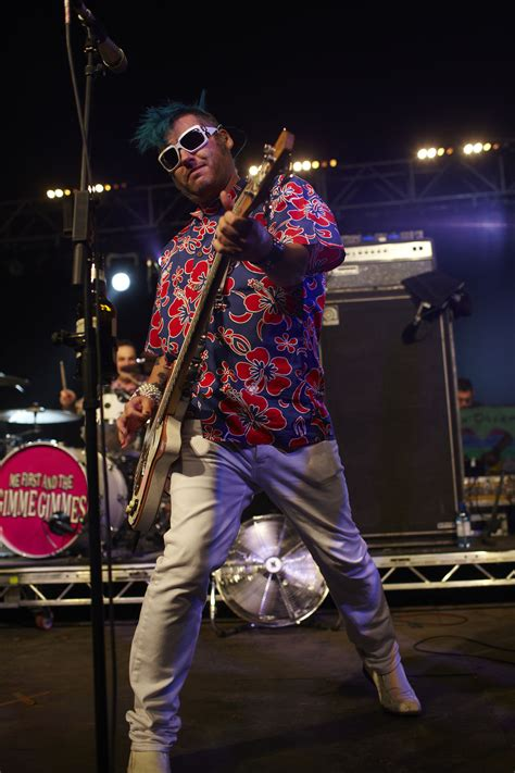 Reading Festival   Gallery   Me First And The Gimme Gimmes