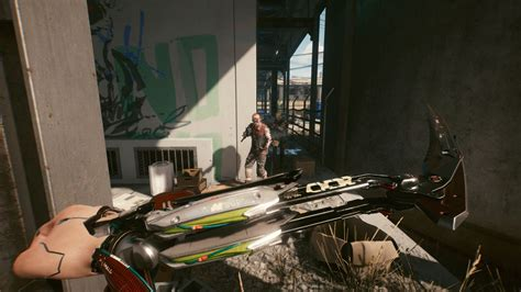 How to get the Cyberpunk 2077 Mantis Blades   PC Gamer