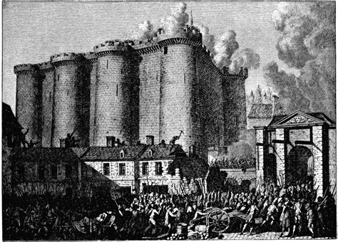 Storming of the Bastille | ClipArt ETC