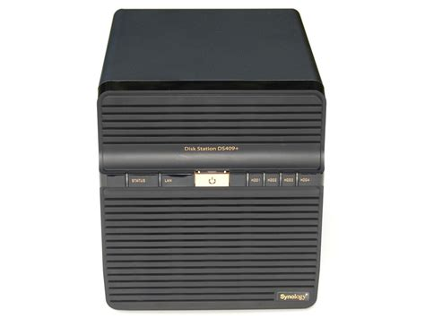 Synology Disk Station DS-409+ NAS review > Synology DS409